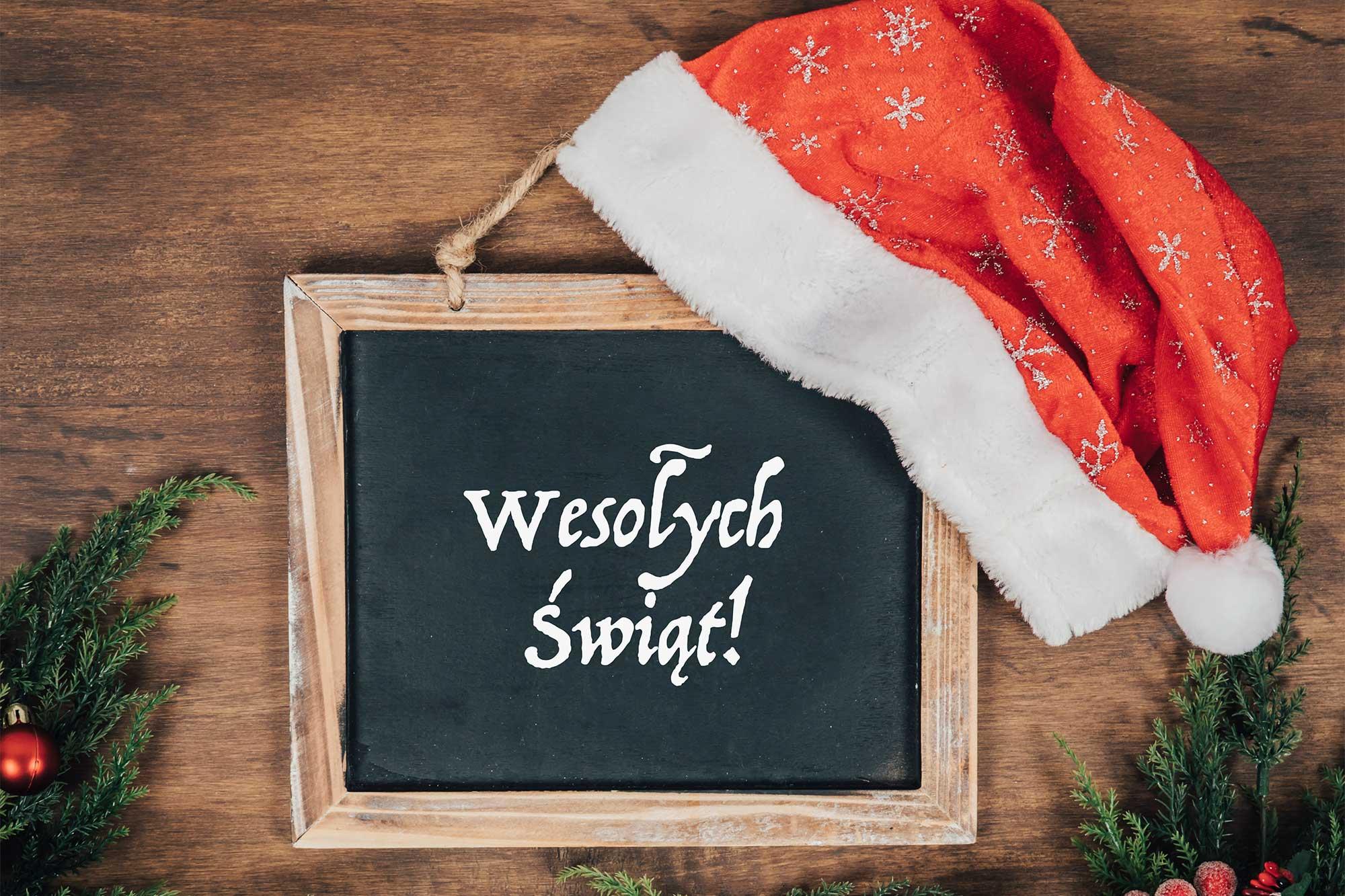 Najlepsze życzenia świąteczne od Hufca Poznań-Grunwald